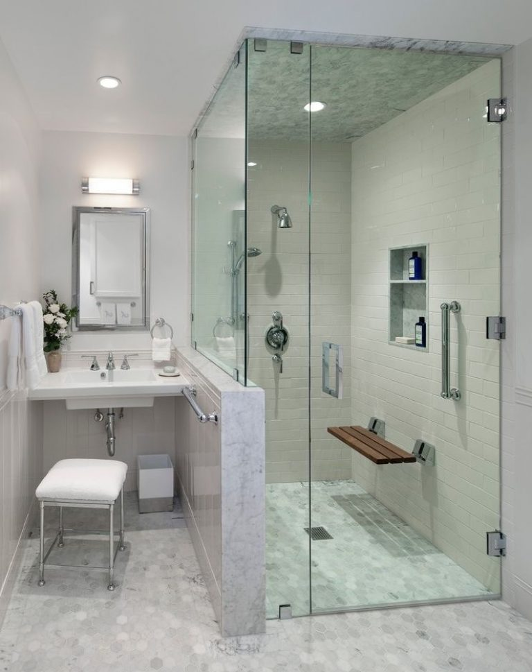 bathroom remodeling in white by houston remodel pros