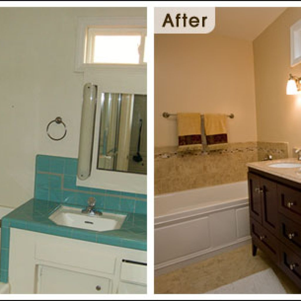 bathroom remodel before-and-after by houston remodel pros