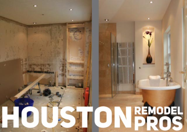bathroom addition by houston remodel pros