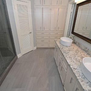 bathroom remodel by Houston Remodel Pros